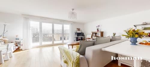 vente appartement de 66.6m² à puteaux