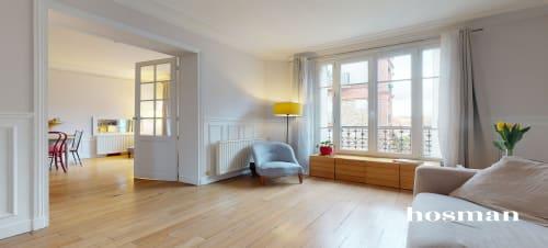 vente appartement de 73.93m² à vincennes