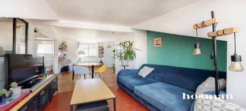 vente appartement de 41.59m² à vincennes