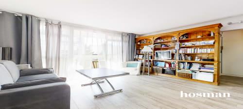 vente appartement de 49.0m² à nanterre
