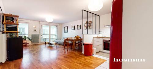 vente appartement de 59.0m² à les lilas