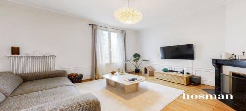 vente appartement de 50.41m² à saint-maurice