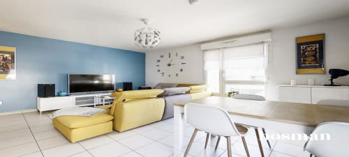 vente appartement de 77.0m² à nanterre