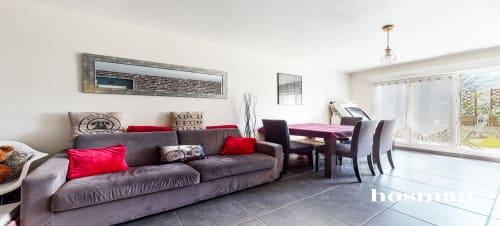 vente appartement de 61.2m² à villejuif