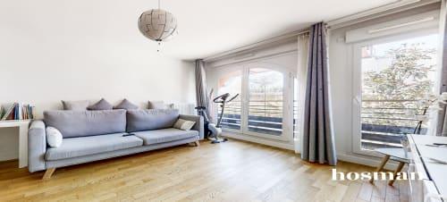 vente appartement de 61.89m² à puteaux