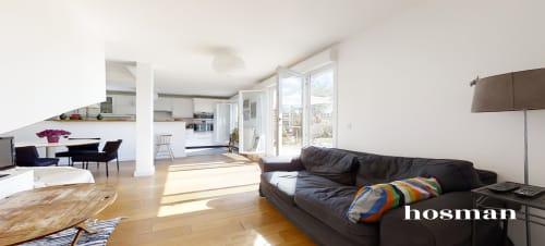 vente appartement de 101.0m² à saint-denis
