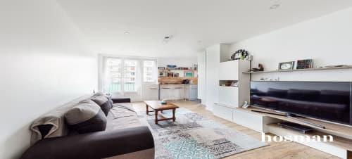 vente appartement de 53.03m² à bagnolet