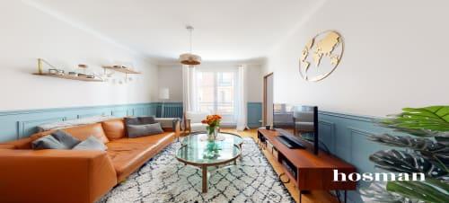 vente appartement de 36.58m² à saint-mandé