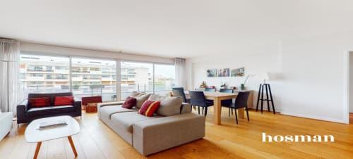 vente appartement de 79.76m² à saint-cloud