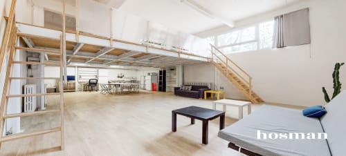 vente appartement de 107.5m² à bagnolet