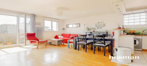 vente appartement de 58.0m² à les lilas