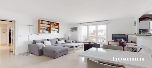 vente appartement de 54.28m² à les lilas