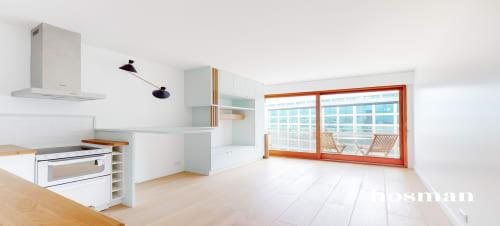 vente appartement de 25.0m² à paris