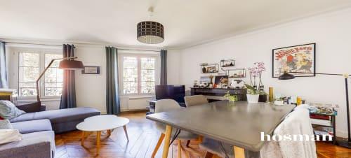vente appartement de 38.65m² à paris