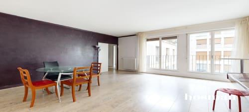 vente appartement de 59.6m² à paris