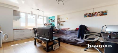 vente appartement de 25.23m² à vanves