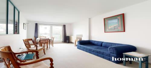 vente appartement de 55.21m² à rueil-malmaison