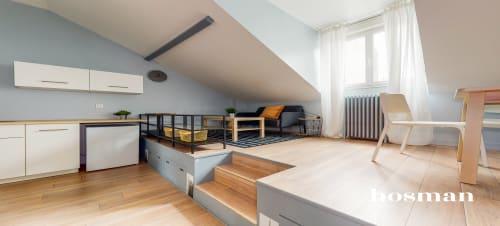 vente appartement de 72.0m² à nantes