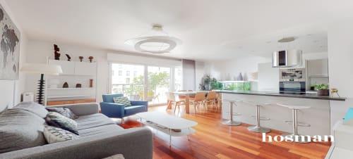 vente appartement de 64.0m² à issy-les-moulineaux