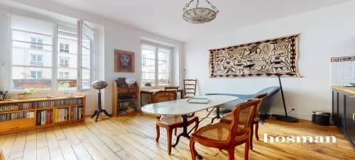 vente appartement de 32.06m² à paris