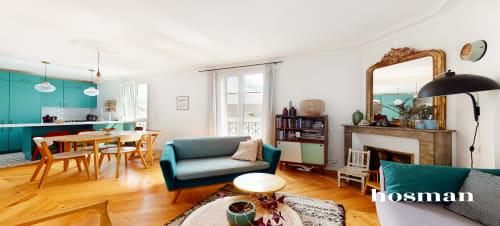 vente appartement de 67.43m² à malakoff