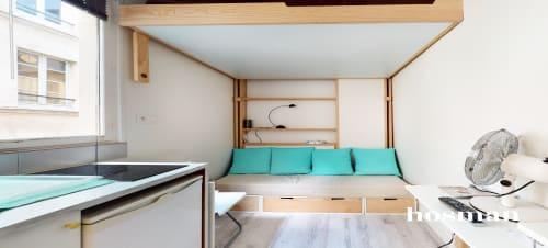 vente appartement de 8.65m² à paris