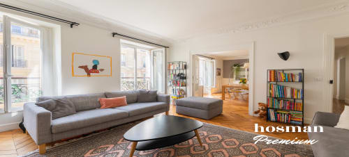 vente appartement de 83.27m² à paris