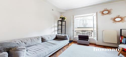 vente appartement de 45.25m² à paris