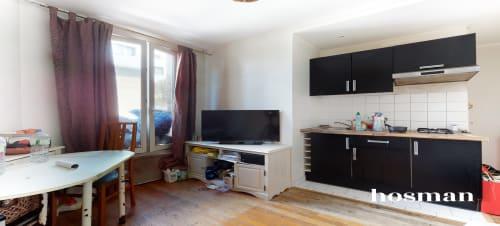 vente appartement de 28.12m² à le pré-saint-gervais