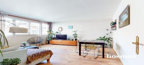 vente appartement de 65.01m² à paris