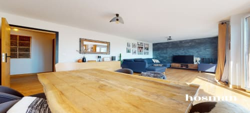 vente appartement de 72.5m² à les lilas