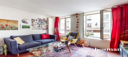 vente appartement de 32.64m² à paris