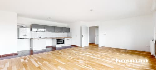 vente appartement de 43.21m² à gennevilliers