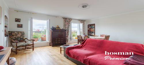 vente appartement de 108.54m² à paris