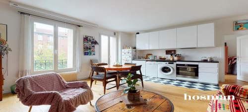 vente appartement de 52.0m² à saint-denis