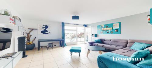 vente appartement de 63.73m² à orvault