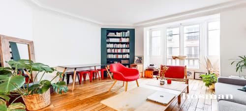 vente appartement de 54.7m² à paris