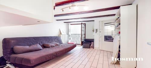 vente appartement de 13.5m² à paris