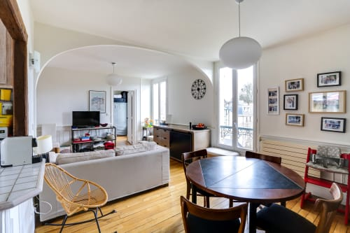 vente appartement de 57.0m² à versailles