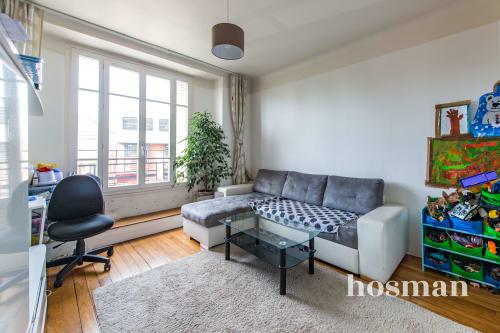 vente appartement de 43.04m² à asnières-sur-seine