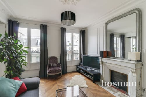 vente appartement de 68.0m² à paris