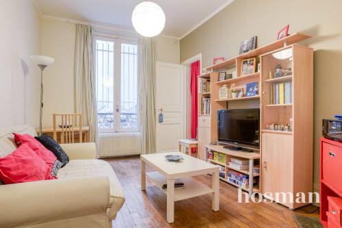vente appartement de 34.0m² à paris