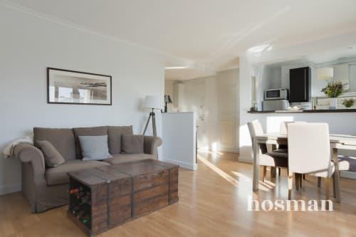 vente appartement de 51.0m² à paris