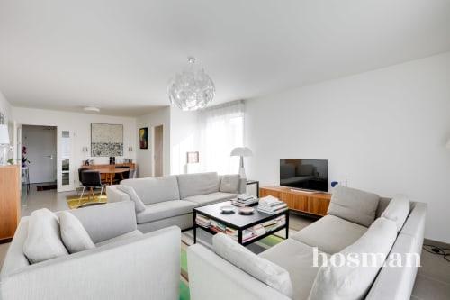 vente appartement de 91.3m² à issy-les-moulineaux