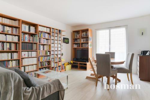 vente appartement de 60.0m² à paris
