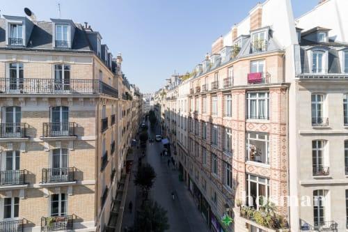 vente appartement de 68.5m² à paris