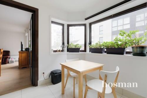 vente appartement de 94.0m² à paris