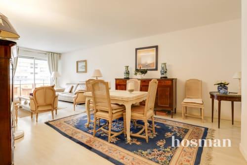 vente appartement de 87.7m² à paris