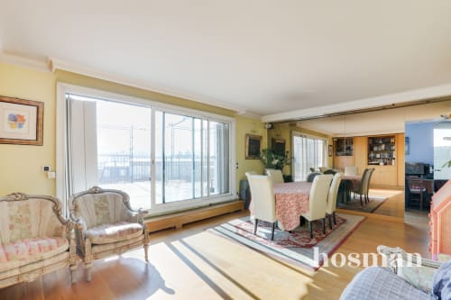 vente appartement de 117.0m² à paris