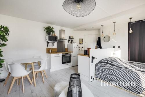 vente appartement de 33.0m² à vanves